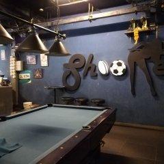 Отель Shooters Guesthouse гостиничный бар