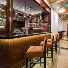 Отель Occidental Praha Wilson гостиничный бар