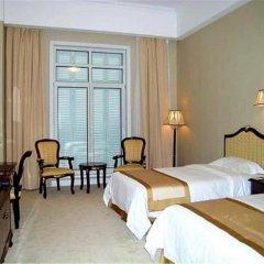 Tianjin Zhengxie Club Hotel комната для гостей