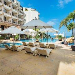 Отель Garden Cliff Resort and Spa Таиланд, Паттайя - отзывы, цены и фото номеров - забронировать отель Garden Cliff Resort and Spa онлайн бассейн фото 2