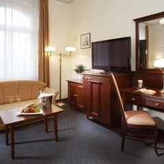 Отель Excelsior Чехия, Марианске-Лазне - отзывы, цены и фото номеров - забронировать отель Excelsior онлайн комната для гостей фото 4