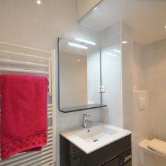 Отель Boyer Франция, Ницца - отзывы, цены и фото номеров - забронировать отель Boyer онлайн ванная