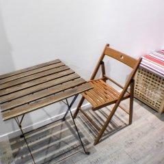 Апартаменты Studio Petit Pompidou Париж балкон