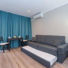 Отель Aparthotel Senator Barcelona комната для гостей