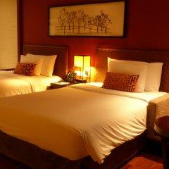 Отель Crowne Plaza Phuket Panwa Beach комната для гостей