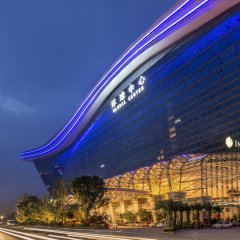 Отель InterContinental Chengdu Global Center фото 16
