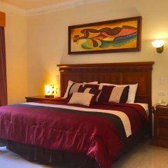 Отель Gran Real Yucatan комната для гостей