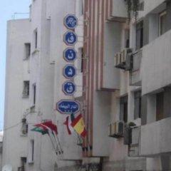 Отель Hôtel Casablanca Марокко, Касабланка - отзывы, цены и фото номеров - забронировать отель Hôtel Casablanca онлайн вид на фасад