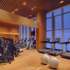 Отель Park Hyatt Guangzhou фитнесс-зал