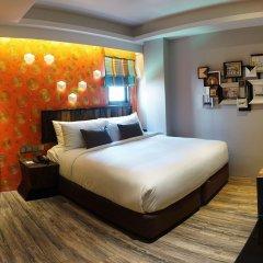 Отель Aspira D'Andora Sukhumvit 16 - Asoke Таиланд, Бангкок - отзывы, цены и фото номеров - забронировать отель Aspira D'Andora Sukhumvit 16 - Asoke онлайн комната для гостей фото 3