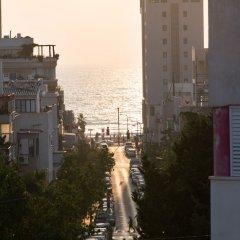 Galileo Hotel пляж фото 2