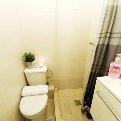 Отель Luxury Flat Legazpi Испания, Мадрид - отзывы, цены и фото номеров - забронировать отель Luxury Flat Legazpi онлайн ванная фото 2