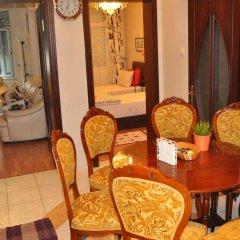 Отель Fuar Ev Taksim Galata питание