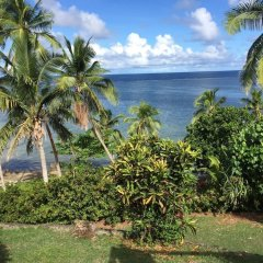 Отель Island Breeze Fiji Савусаву пляж