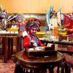 Отель Sheraton Xian Hotel Китай, Сиань - отзывы, цены и фото номеров - забронировать отель Sheraton Xian Hotel онлайн развлечения