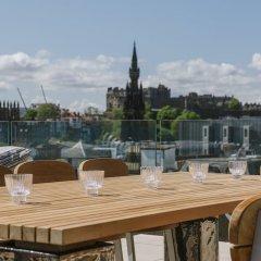 Отель The Edinburgh Grand Эдинбург помещение для мероприятий