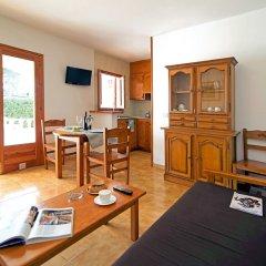 Отель Apartamentos Mar Blanca в номере