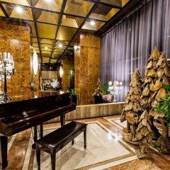 President Hotel Афины интерьер отеля