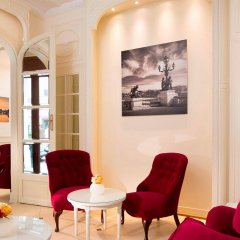 Hotel Queen Mary Paris интерьер отеля фото 3