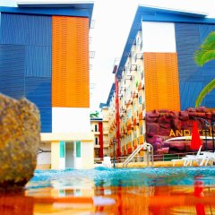 Отель Andatel Grandé Patong Phuket бассейн