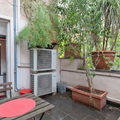 Отель Rental In Rome Riari Loft балкон