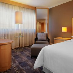 Sheraton Frankfurt Airport Hotel & Conference Center комната для гостей фото 6