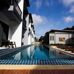 Отель Alphabeto Resort бассейн фото 3