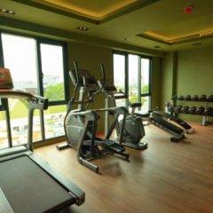 Отель Chillax Heritage фитнесс-зал фото 2