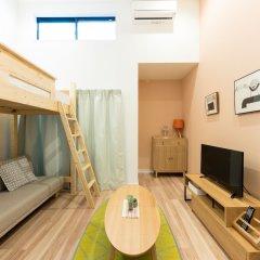 Отель Trip Pod Takasago B Фукуока комната для гостей фото 2