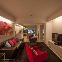 Отель Apartosuites Jardines de Sabatini комната для гостей фото 2