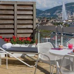 Отель N'vY Manotel Швейцария, Женева - 1 отзыв об отеле, цены и фото номеров - забронировать отель N'vY Manotel онлайн бассейн