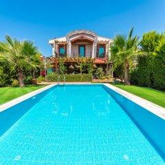 Terra Kaya Villa Турция, Кесилер - отзывы, цены и фото номеров - забронировать отель Terra Kaya Villa онлайн бассейн фото 3