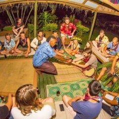 Отель Waidroka Bay Resort развлечения