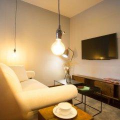 Отель MORE Residence Guangzhou Huaqiaoxincun удобства в номере