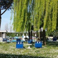 Отель Terme Belsoggiorno Италия, Абано-Терме - отзывы, цены и фото номеров - забронировать отель Terme Belsoggiorno онлайн пляж фото 2