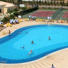 Отель Oasis Parque Country Club Портимао спортивное сооружение