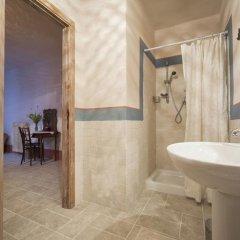Отель Antico Monastero Santa Maria Inter Angelos Сполето ванная фото 2