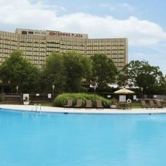Crowne Plaza Hotel Philadelphia-Cherry Hill бассейн фото 3