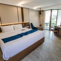 Отель Dewa Phuket Nai Yang Beach Таиланд, Пхукет - 1 отзыв об отеле, цены и фото номеров - забронировать отель Dewa Phuket Nai Yang Beach онлайн комната для гостей фото 5
