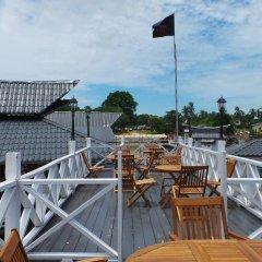 Отель Scuba Tiger Semporna Holiday Resort питание фото 2