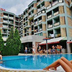 Hotel Aktinia Солнечный берег бассейн фото 3