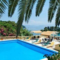 Отель Mouse Island Греция, Корфу - отзывы, цены и фото номеров - забронировать отель Mouse Island онлайн бассейн фото 2
