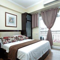 Отель MCH Suites at Le Mirage de Malate Филиппины, Манила - отзывы, цены и фото номеров - забронировать отель MCH Suites at Le Mirage de Malate онлайн комната для гостей фото 2