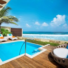 Отель Sheraton Maldives Full Moon Resort & Spa Мальдивы, Остров Фуранафуши - отзывы, цены и фото номеров - забронировать отель Sheraton Maldives Full Moon Resort & Spa онлайн пляж