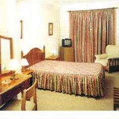 Hotel Castelao сейф в номере