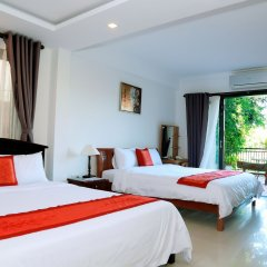 Отель Bi's House Homestay комната для гостей фото 3
