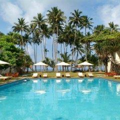 Отель Mermaid Hotel & Club Шри-Ланка, Ваддува - отзывы, цены и фото номеров - забронировать отель Mermaid Hotel & Club онлайн бассейн