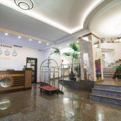 Гостиница Абри интерьер отеля фото 2