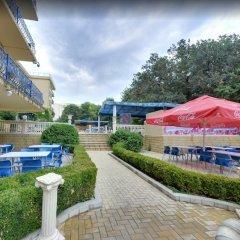 Отель Dana Palace Болгария, Золотые пески - отзывы, цены и фото номеров - забронировать отель Dana Palace онлайн приотельная территория