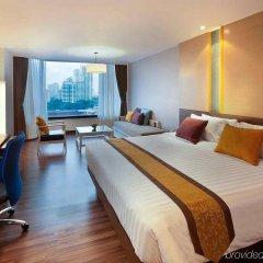 Bangkok Hotel Lotus Sukhumvit Бангкок комната для гостей фото 2